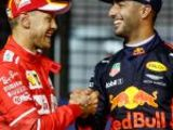 Ricciardo: Vettel not scared of me