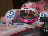 Esteban Ocon: Out-working Sergio Perez key to beating him