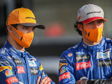 Norris and Sainz 'hated each other'…sometimes