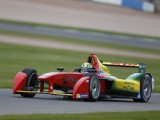 Formula E: Di Grassi quickest as second test concludes