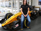 Female Spanish karter joins Renault Academy