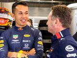 Red Bull explain Albon-Gasly swap