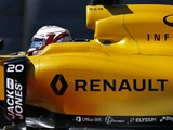 Magnussen encouraged by Renault engine gains