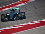 Rosberg tops second practice