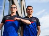 Scuderia Toro Rosso confident after strong Friday practice