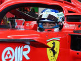 Fiorano test the best way possible to bid farewell to Ferrari - Alesi
