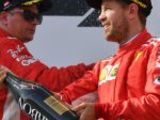 Vettel backs Ferrari's equal treatment