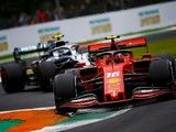 "Leclerc: Ferrari F1 Italian GP practice pace ""not the real picture"""