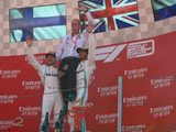 Wolff Delighted after Mercedes Achieve Five One-Two Finishes in a Row