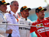 Hamilton: Ferrari still big threat