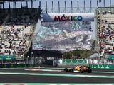 Formula 1, Mexican Grand Prix launch earthquake classroom project