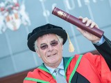 Gary Anderson given honorary degree