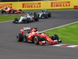 Vettel promises to keep pushing for title