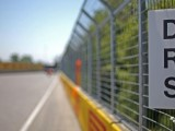 Interlagos pit straight DRS zone extended by 100m