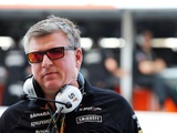 "Szafnauer: ""Good chance to finish ahead"" Williams"