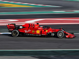 Ferrari confirm line-up for second test
