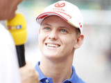 Schumacher remains eager to learn in F2