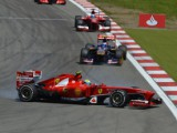 Massa takes blame for spin