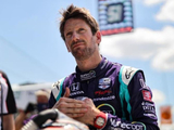 Grosjean to make Indianapolis oval debut with Andretti in rookie test