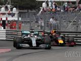 F1 Monaco Grand Prix - Race Results