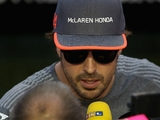 Alonso: 'It's 19-1 against Magnussen'