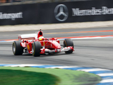 Schumacher: Father's Ferrari seat was perfect fit