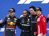 Driver ratings from the Russian Grand Prix