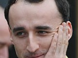 Kubica crashes out of rally