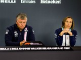 Williams expecting no changes before Singapore