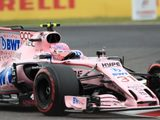 "Esteban Ocon: ""I'm feeling very happy after qualifying"""