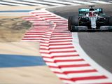 George Russell fastest in return to Mercedes at Bahrain test
