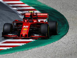 Leclerc takes pole in Austria