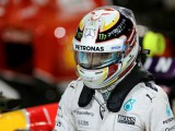 Hamilton: I'm grateful to have this beast underneath me