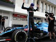 Ocon shock winner in chaotic Hungary, Hamilton takes title lead