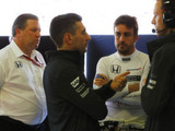Boullier: We need to be competitive to keep Alonso happy