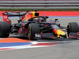 Verstappen not disappointed by penalty despite strong practice pace