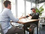 Lewis Hamilton on dealing with fame, adversity and the media spotlight