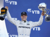 Russian GP: Race notes - Mercedes