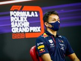 Albon will 'spend year on bench' if he loses Red Bull seat