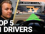 Video: Rosberg – Ranking my top F1 drivers of 2020