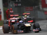 Ricciardo: starring at Monza was vital