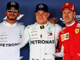 Valtteri Bottas on pole in Russian Grand Prix 1-2 for Mercedes