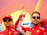 Vettel: Image of Raikkonen's form is distorted