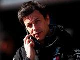Wolff 'couldn't believe' Mercedes were a Formula 1 team