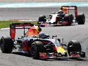 Race: Ricciardo wins as Mercedes falter