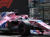 """Sergio Perez: """"We went out early to set our times and took the best out of the tyres"""""""