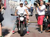 Hamilton accepts MotoGP star Marquez's challenge for head-to-head battle