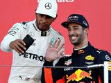 Lewis Hamilton says partnering Daniel Ricciardo would be a 'privilege'