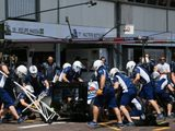 Inside the Formula One pit stop with Williams Martini Racing