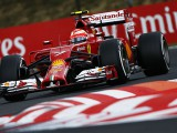 Raikkonen heading in right direction